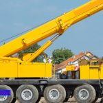 Sewa mobil Crane terbaik di Cimanggu, Sukabumi 087881295014