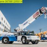 Sewa mobil Crane terbaik di Cililitan 087881295014