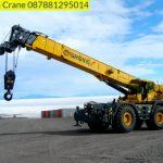 Sewa mobil Crane terbaik di Kasunyatan 087881295014