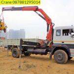 Sewa mobil Crane terbaik di Serpong 087881295014