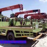 Sewa mobil Crane terbaik di Sindanglaut 087881295014