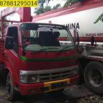 Sewa mobil Crane terbaik di Pinang 087881295014