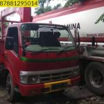 Sewa mobil Crane terbaik di Bojen 087881295014