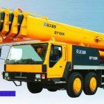 Sewa mobil Crane terbaik di Karangindah 087881295014