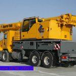 Sewa mobil Crane terbaik di Nayagati 087881295014