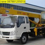 Sewa mobil Crane terbaik di Cilaja 087881295014