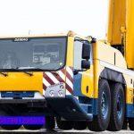 Sewa mobil Crane terbaik di Rancasumur 087881295014