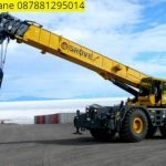 Sewa mobil Crane terbaik di Mekarsari 087881295014
