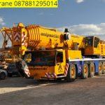 Sewa mobil Crane terbaik di Gandayasa 087881295014