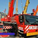 Sewa mobil Crane terbaik di Muncang 087881295014