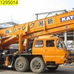 Sewa mobil Crane terbaik di Gunungkaler 087881295014