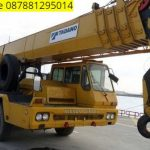 Sewa mobil Crane terbaik di Simpangan 087881295014