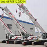 Sewa mobil Crane terbaik di Jagabaya 087881295014