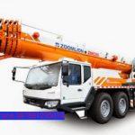 Sewa mobil Crane terbaik di Pontang Legon 087881295014