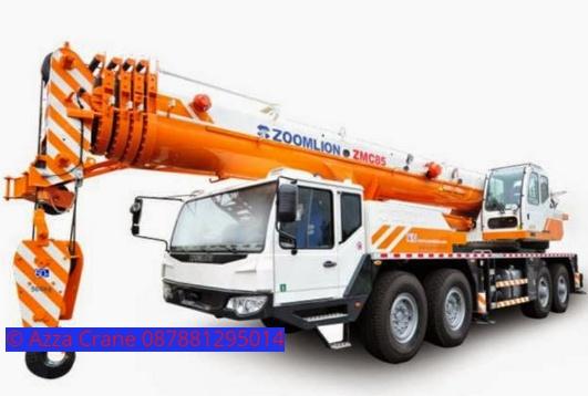 Sewa mobil Crane terbaik di Cibatok 087881295014