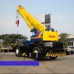 Sewa mobil Crane terbaik di Jurumudi 087881295014