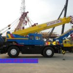 Sewa mobil Crane terbaik di Taman Jaya 087881295014
