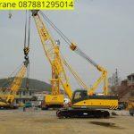 Sewa mobil Crane terbaik di Cisalam 087881295014