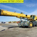 Sewa mobil Crane terbaik di Pisangan 087881295014