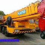 Sewa mobil Crane terbaik di Tambak 087881295014