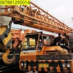 Sewa mobil Crane terbaik di Rancapinang 087881295014