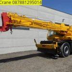 Sewa mobil Crane terbaik di Cibadak 087881295014