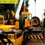 Sewa mobil Crane terbaik di Kosambi 087881295014