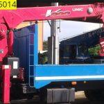 Sewa mobil Crane terbaik di Pasirbungur 087881295014