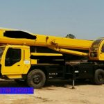 Sewa mobil Crane terbaik di Cikentrung 087881295014