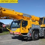 Sewa mobil Crane terbaik di Kadugenep 087881295014