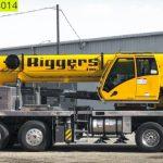 Sewa mobil Crane terbaik di Harjamukti 087881295014