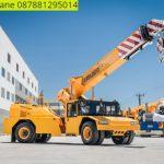 Sewa mobil Crane terbaik di Sangiang 087881295014