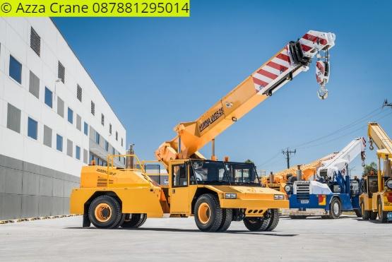 Sewa mobil Crane terbaik di Lontar 087881295014