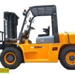 Sewa mobil Crane terbaik di Larangan 087881295014