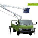 Sewa mobil Crane terbaik di Gunungkencana 087881295014