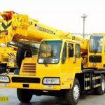 Sewa mobil Crane terbaik di Mekar Jaya 087881295014