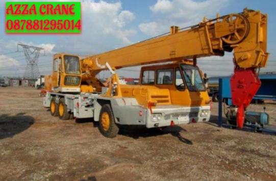 Sewa Mobil Crane Terbaik di Pondok Jaya