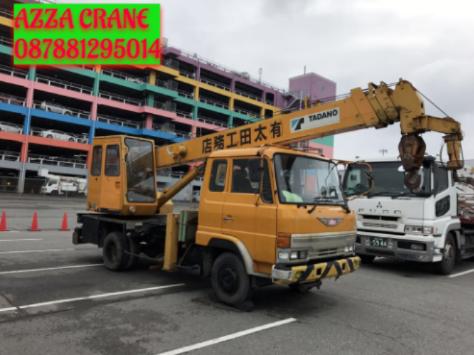 Sewa Mobil Crane Terbaik di Tarumanagara