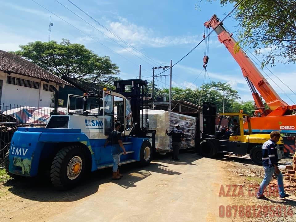 Sewa Forklift di Sudimara Pinang