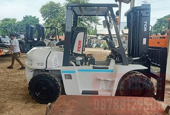 Sewa Forklift di Cipinang Cempedak
