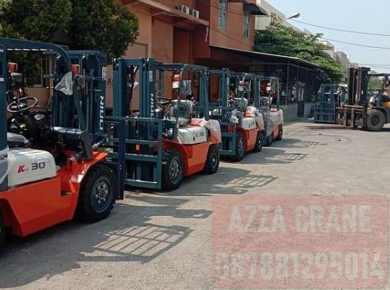 Sewa Forklift di Sudimara Timur