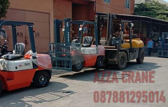Sewa Forklift di Panongan