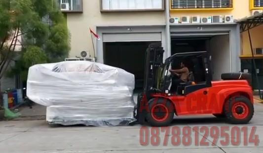 Sewa Forklift di Kembangan Utara