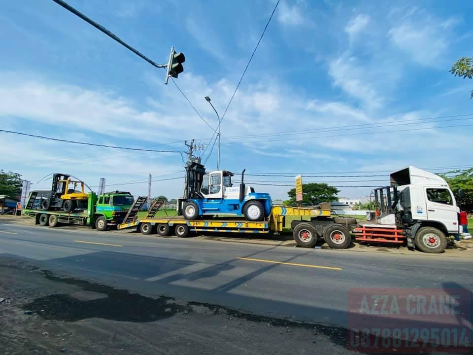 Sewa Forklift di Jatimekar