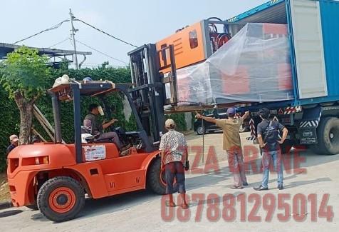 Sewa Forklift di Cipondoh Makmur