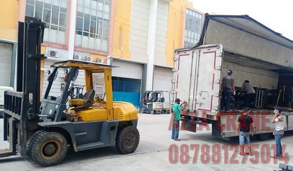 Sewa Forklift di Gebang Raya