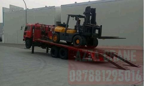 Sewa Forklift di Kapuk Muara