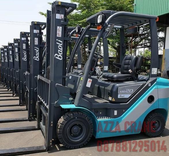 Sewa Forklift di Petukangan Selatan