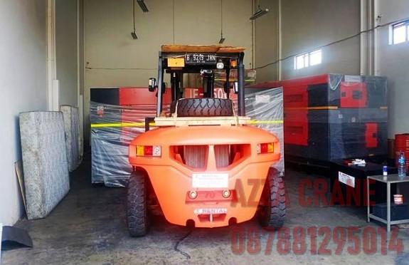 Sewa Forklift di Rajeg