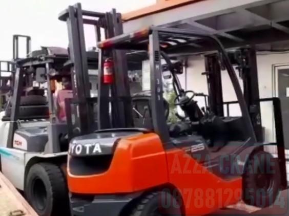 Sewa Forklift di Johar Baru
